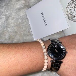 Versace revive quartz watch